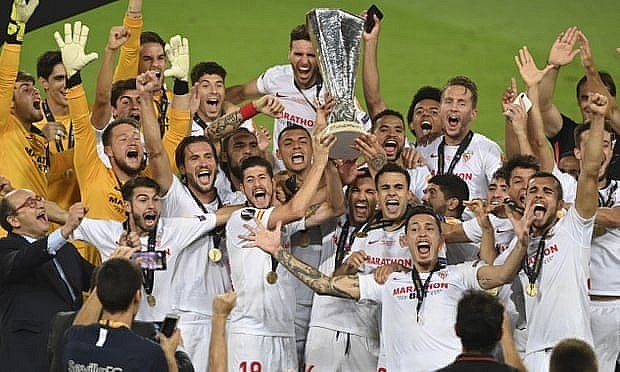 Europa League: Sevilla wins the sixth crown after defeating Inter Milan 3-2