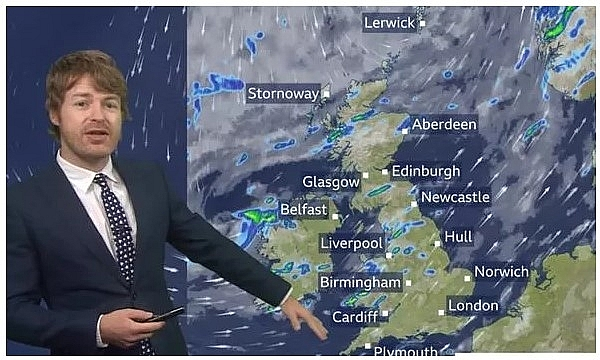 UK and Europe weather forecast latest, August 23: A windy weekend before the Atlantic storm hits Britain