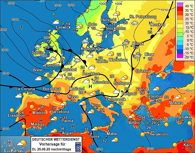 uk and europe weather forecast latest august 25 storm francis to battle uk with 70 mph gusts