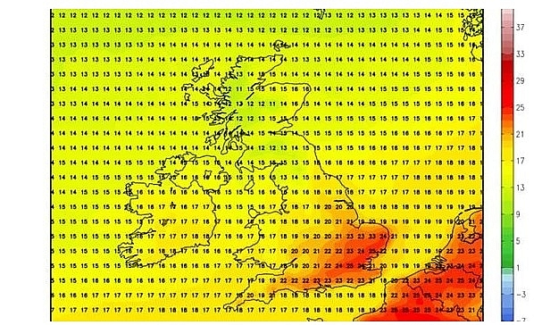 UK and Europe weather forecast latest, August 28: Heavy rain to smash UK before another heatwave