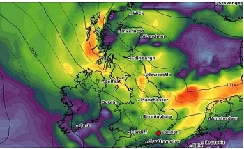 uk and europe weather forecast latest august 28 heavy rain to smash uk before another heatwave