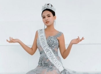 Rita Dang represents Vietnam to compete Miss Supermodel Worldwide 2020