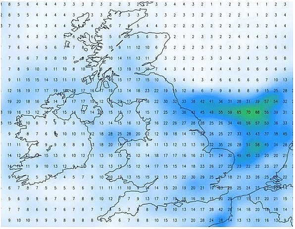 UK and Europe weather forecast latest, August 29: Remnants of Hurricane Laura to batter UK over next week