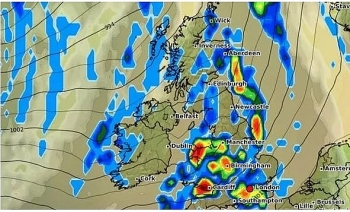 uk and europe weather forecast latest september 1 hot weather returns to bake uk in days