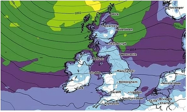 UK and Europe weather forecast latest, September 5: Warning for extreme heatwave to cover across Europe