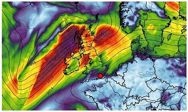 UK and europe weather forecast latest, september 11: