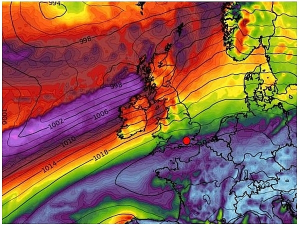 UK and Europe weather forecast latest, September 12: Temperatures rocket to 30C across Europe