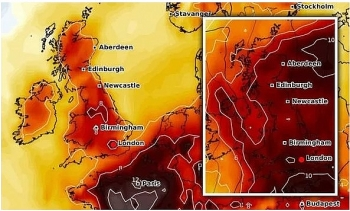 uk and europe weather forecast latest september 13 31c heatwave to bake britain final time