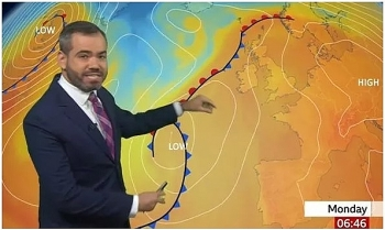 uk and europe weather forecast latest september 14 britain to bear a midweek plume of heat