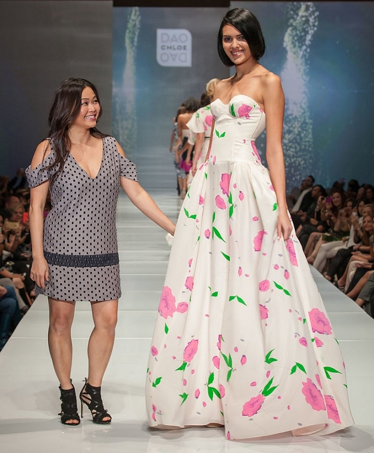 Vietnamese fashion makes its mark upon the world