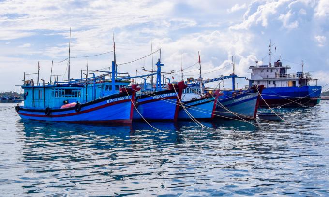 3248 fishing boat