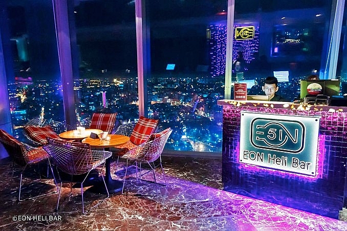 Expats in Ho Chi Minh City: Top bars for foreigners to enjoy Saigon nightlife experience