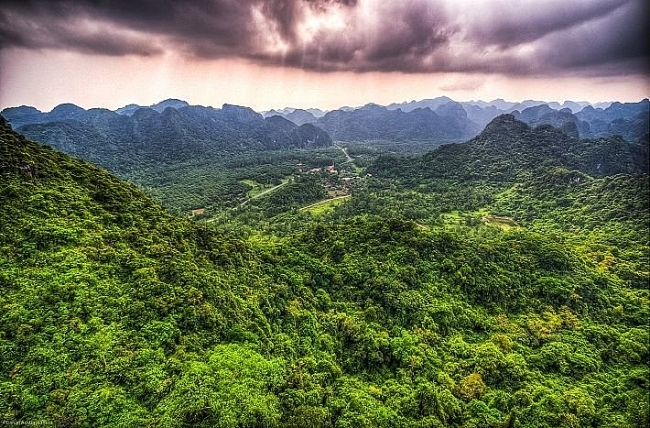 A wonderful day trip in Cat Ba National Park