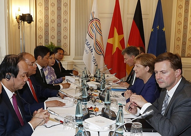 Vietnam and Germany enjoy 45 years of cooperation for mutual development