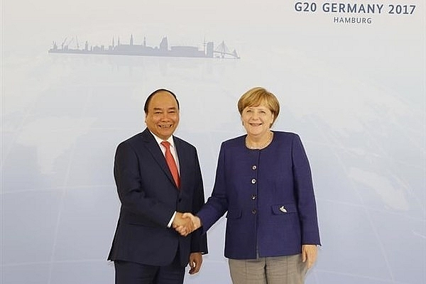 DPM, FM fosters robust and enduring ties with Germany over the past 45 years