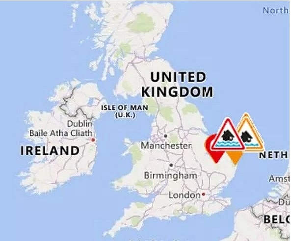 UK and Europe weather forecast latest, September 29: Heavy rain and frost set to cover Britain