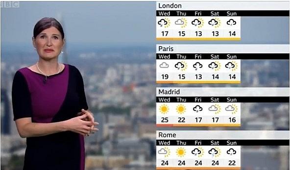 UK and Europe weather forecast latest, September 30:  Atlantic storm set to bombard Britain