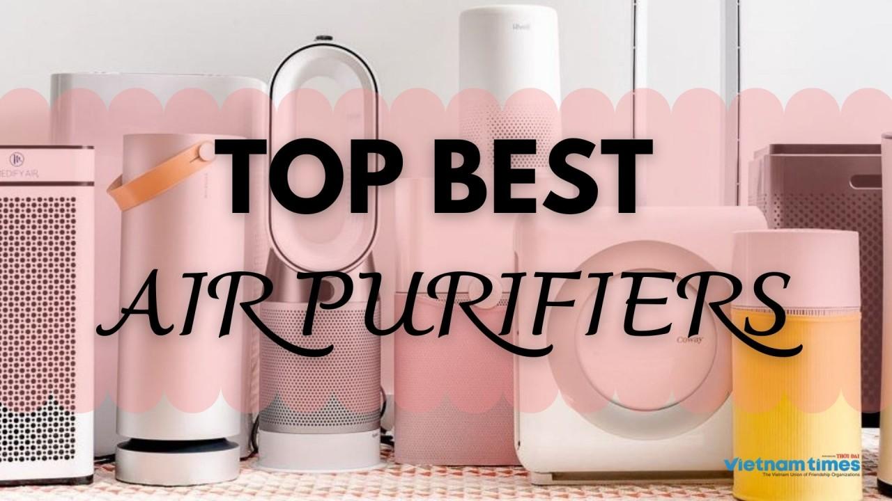 Top 5 Best Air Purifiers