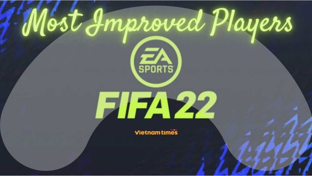 FIFA 22 Top 10 Most Improved Players