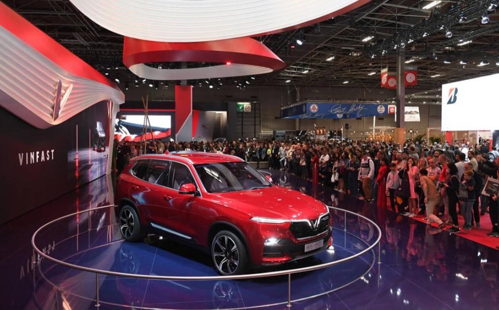Vietnam's First Automaker VinFast Eyes European Strategy