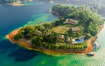 Luxury Resorts in Northern Highland Boast Charm Amidst Minority Backyards
