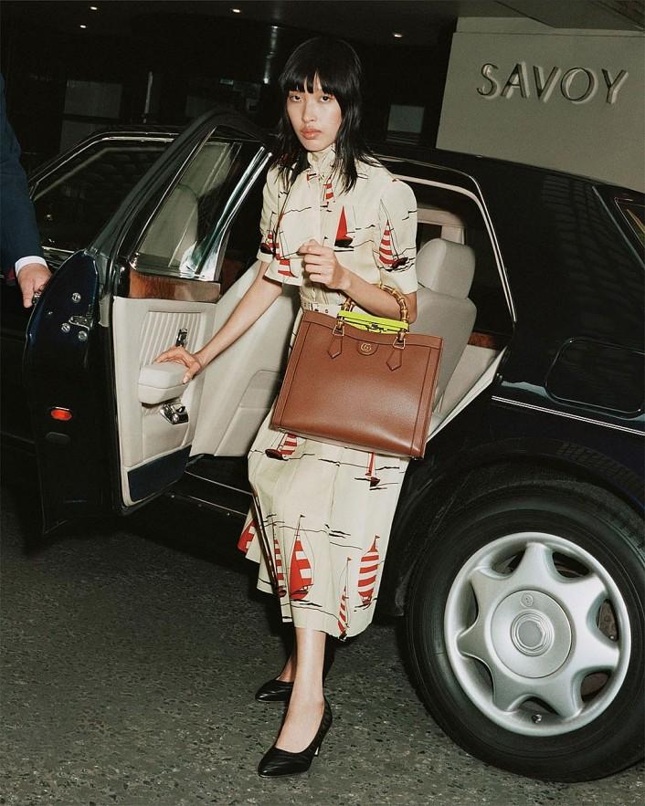 Dolce & Gabbana's Milan Fashion Show: First Vietnamese Model To Walk The Runway