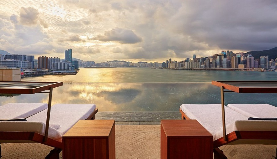 Vietnamese Infinity Pool Named Among World's Most Unique