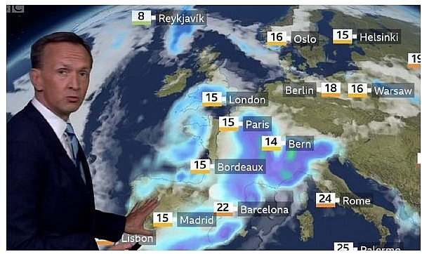 UK and Europe weather forecast latest, October 3: Ferocious Storm Alex to cause flood warnings and drench Britain