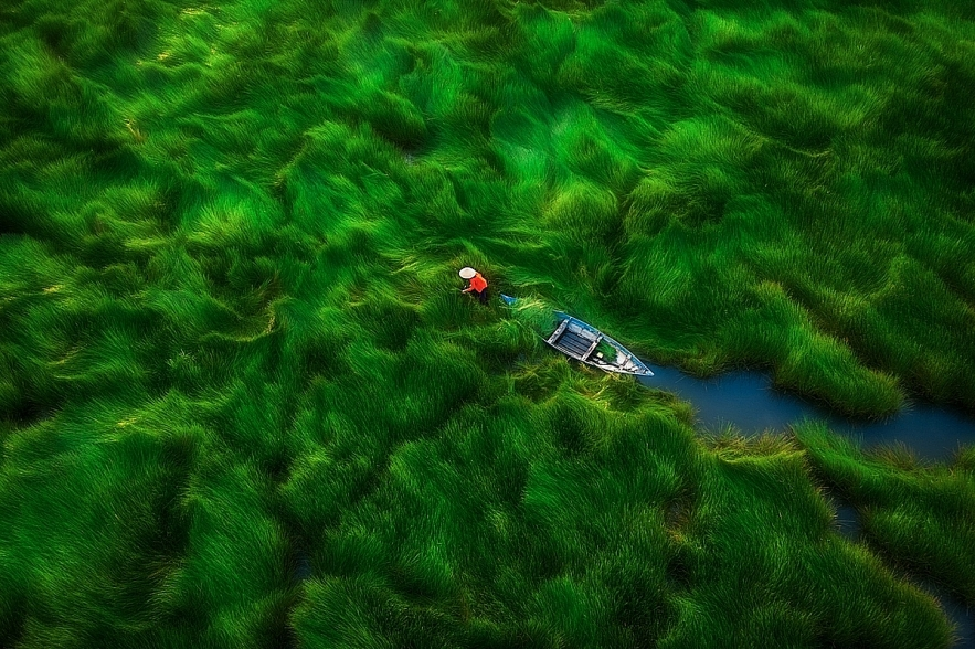 Drone shots taken in vietnam stun the world at drone photo awards 2020