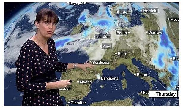 uk and europe weather forecast latest october 8 extreme weather blasts britain as temperatures plummet