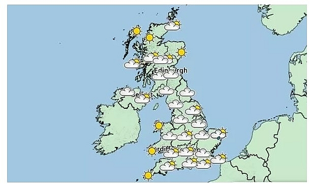 UK and Europe weather forecast latest, October 15: Parts of Britain to experience frost as temperature plummets