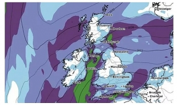 uk and europe weather forecast latest october 15 parts of britain to experience frost as temperature plummets