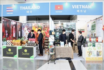 vietnam attends korea asean india business week 2020