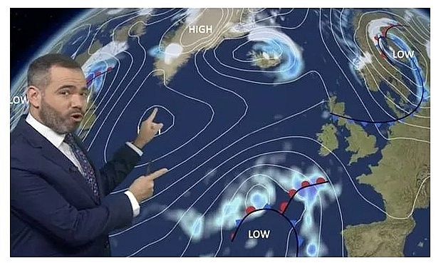 UK and Europe weather forecast latest, October 18: Temperatures drop towards freezing conditions for Britain
