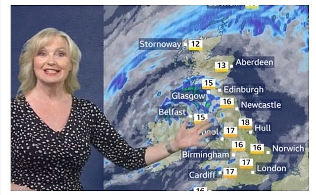 UK and Europe weather forecast latest, October 20: Surging temperatures bring a milder week for the UK
