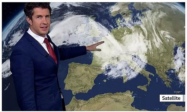 UK and Europe weather forecast latest, October 31: Cold temperatures with Atlantic storms set to hit Britain this weekend