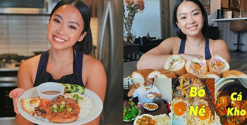 Tway Nguyen TikTok Cooking Star Appears In The American Culinary Magazine Thanks To Vietnam's Fried Rice