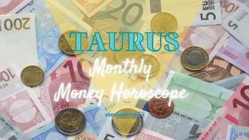 Taurus Monthly Money And Finance Horoscope: November, 2021
