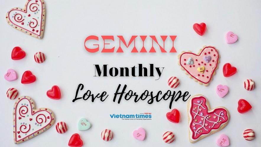 Gemini Monthly Love Horoscope November 2021. Photo: vietnamtimes.