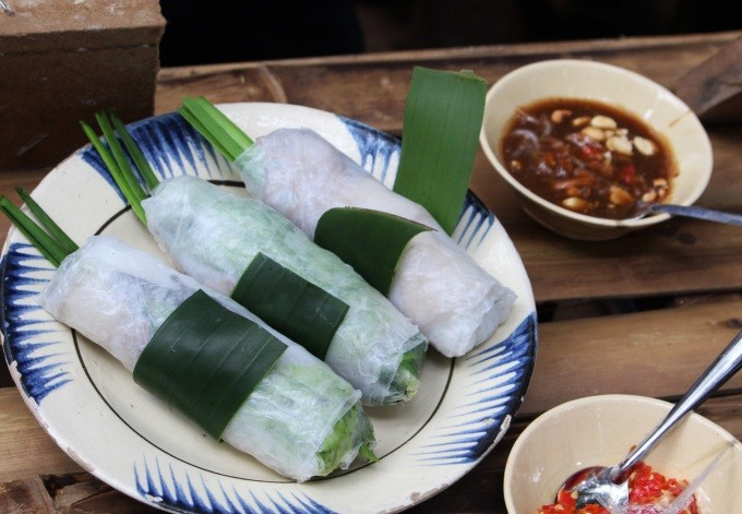 Top 5 Must Try Dishes At Cu Chi's Countryside Market