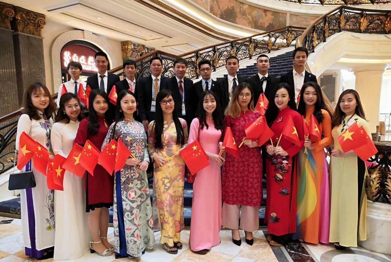 Vietnamese Students Of Chinese Universities: A Bridge Of Friendship