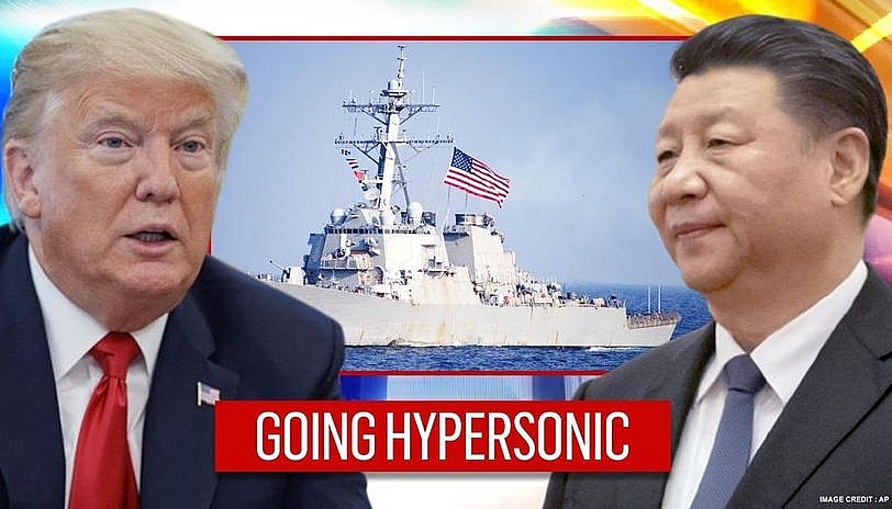 Race for naval dominance in the Pacific between US and Chine to intensify as both to expand weapons