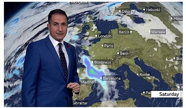UK and Europe weather forecast latest, November 7: Thunderstorms and strong winds set to thrash Europe