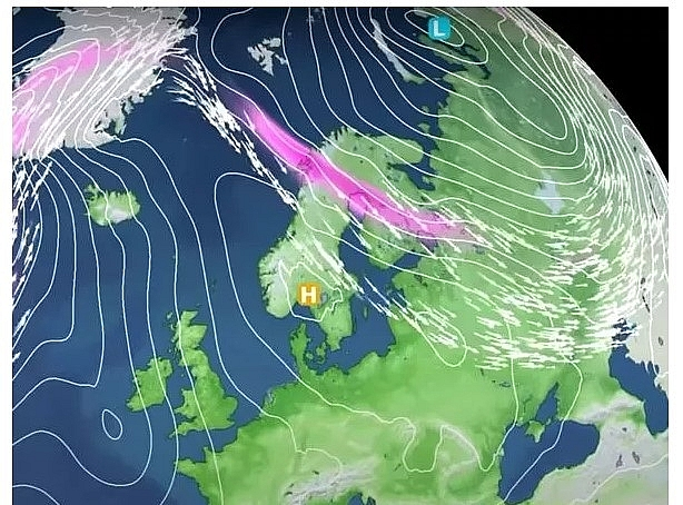 UK and Europe weather forecast latest, November 10: Warmer weather in some parts of the UK with an Indian summer heatwave