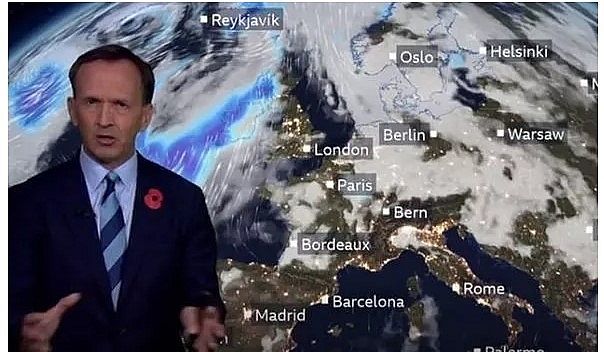 UK and Europe weather forecast latest, November 12: Bitter snow to sweep Britain with temperatures plummet