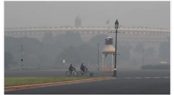 india weather forecast latest november 17 scattered light to moderate rains set to cover interior of some areas