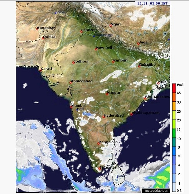 India weather forecast latest, November 21: Winter arrives early with some parts recording temperatures under 10 degree Celsius