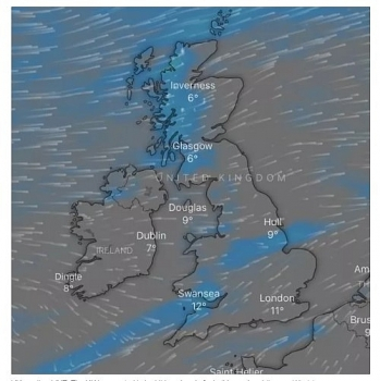 uk and europe weather forecast latest november 23 gusts snow set to cover britain