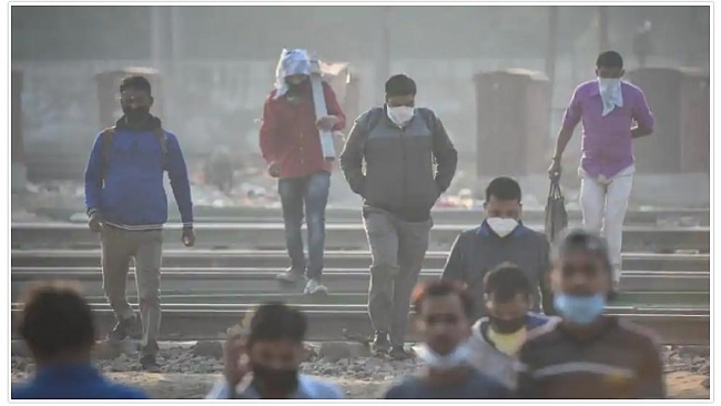 India weather forecast latest, November 23: A colder winter than usual expected in northwest India