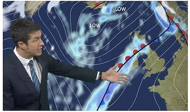 UK and Europe weather forecast latest, November 24: Milder air to cover the UK after frosty conditions